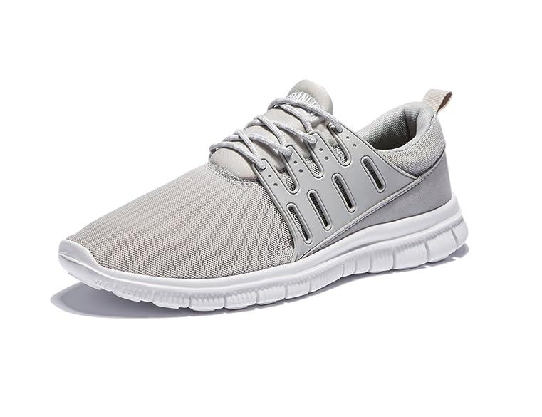 VSDANLIN - Zapatos Planos con Cordones hombre , color gris, talla 40 EU
