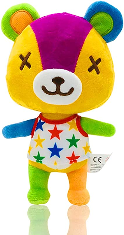 Soft Plush Doll Stitches 8-Inch Animal Traversal Game Character Series Dolls Childrens Anime Imagination Plush Doll Birthday Party Boy Girl Gift Doll