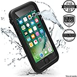 Catalyst Water Proof Shock Resistant Case for Apple iPhone 7 (Stealth Black)