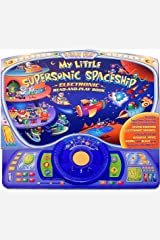 My Little Supersonic Spaceship Hardcover