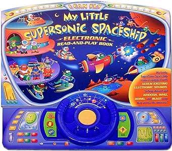 My Little Supersonic Spaceship