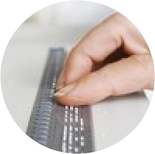 my-puzzle-design alfombrilla de ratón Lea con Braille para el ...