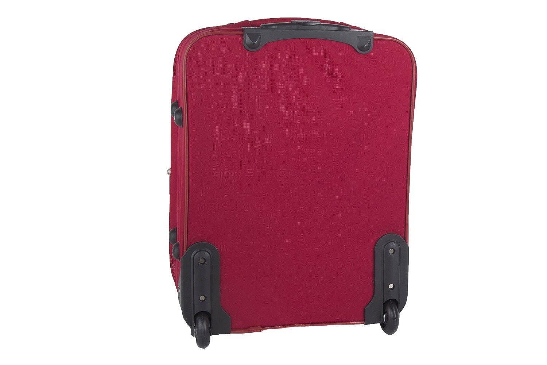 Amazon.com: 3 piezas Set de equipaje de semirrígida LANCETTI ...