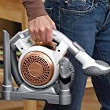 Black and Decker Flex Vac Cordless Mini Canister Vacuum (Renewed)