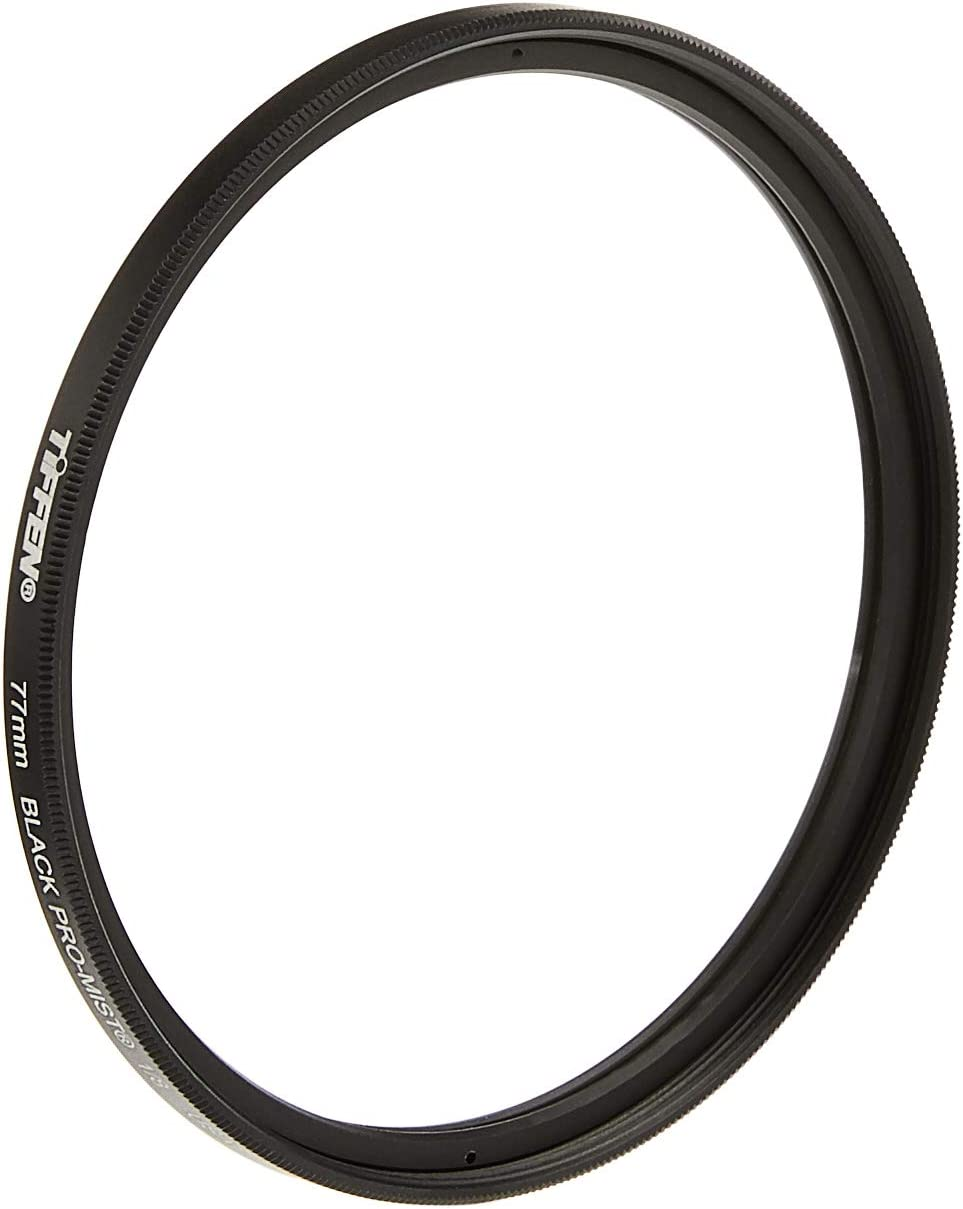 Tiffen 37BPM18 37mm Black Pro-Mist 1//8 Filter