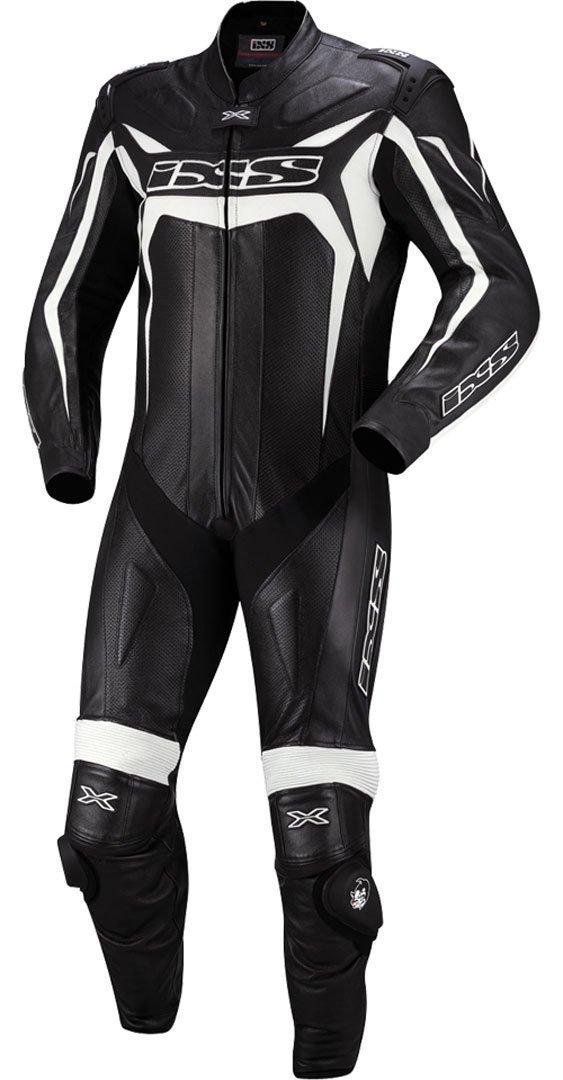 Black//White, US Size 42//EU Size 52 IXS WAKEFIELD Suit