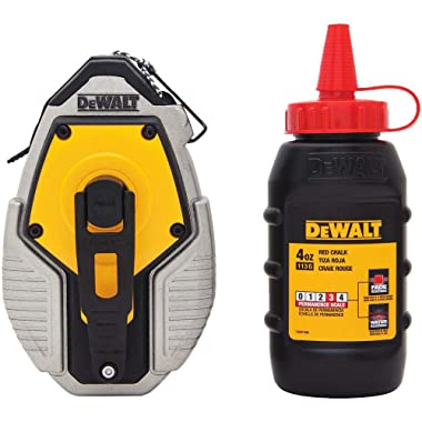 DEWALT 6:1 Chalk Reel with