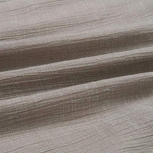 Donna Ruffles Abito Con Casual Da Sera Solido Tupath A Partito V Cachi Mini Cintura Incantevole Scollo by6g7f
