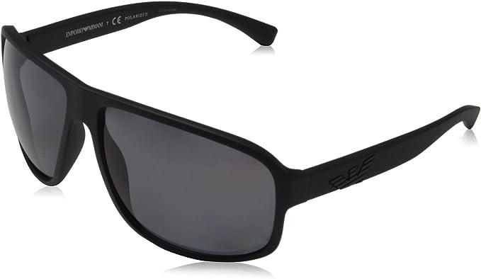Oferta amazon: Emporio Armani Gafas de sol para Hombre