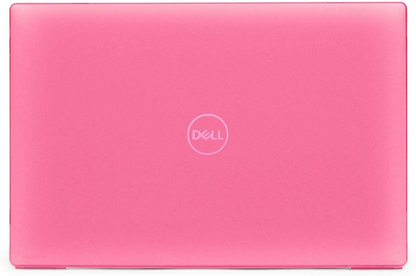 """Pink iPearl mCover Hard Shell Case for 13.3"""" Dell XPS 13 9343/9350 / 9360 Models (not Fitting Older L321X / L322X / 9333 and Newer 9365 2-in-1 Models) Ultrabook Laptop - Pink"""
