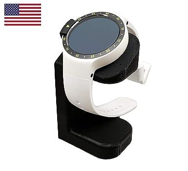 Artifex Design - Soporte para Reloj Inteligente TicWatch E y S, Soporte de Carga,