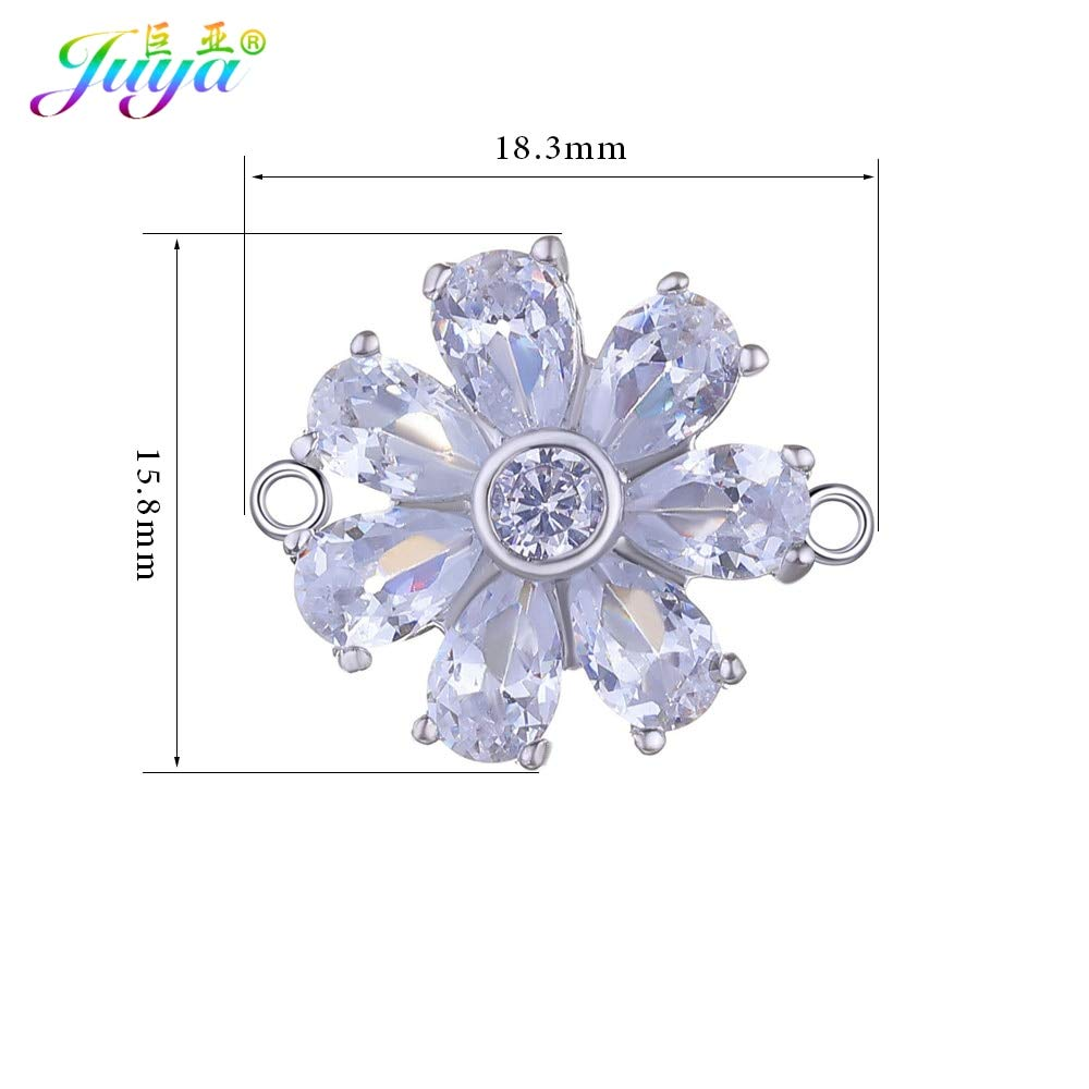 Amazon.com: Laliva AAA Cubic Zirconia Jewelry Components ...