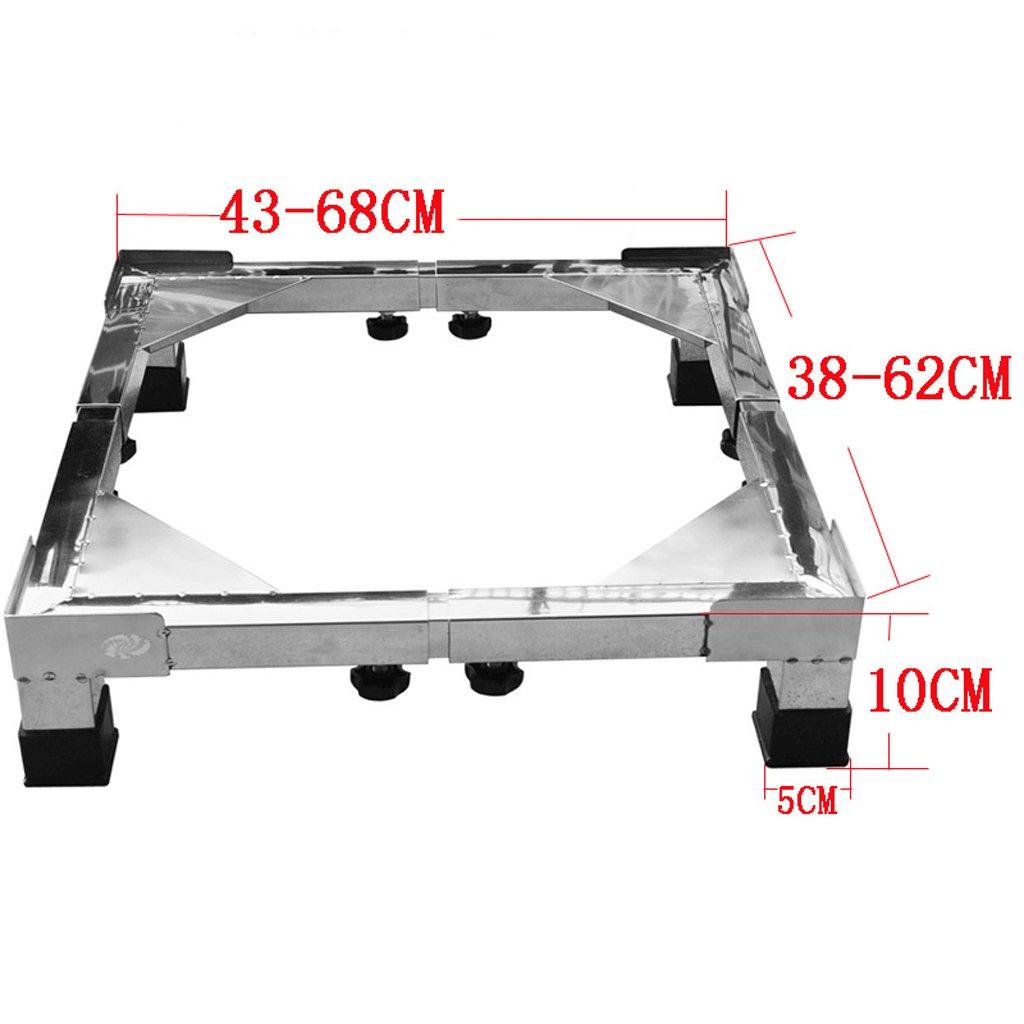 世界的に有名な LJ A LJ ステンレス鋼高密度防水ブラケットドラム洗濯機ベース ( サイズ さいず さいず : A ) A B075ZQ7S5V, G-FACTORY:7cf7c134 --- casemyway.com