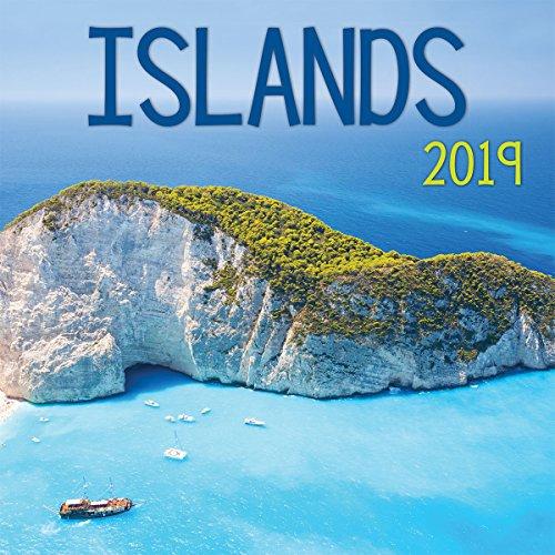 Turner Photo Islands 2019 Wall Calendar (199989400310 Office Wall Calendar (19998940031)
