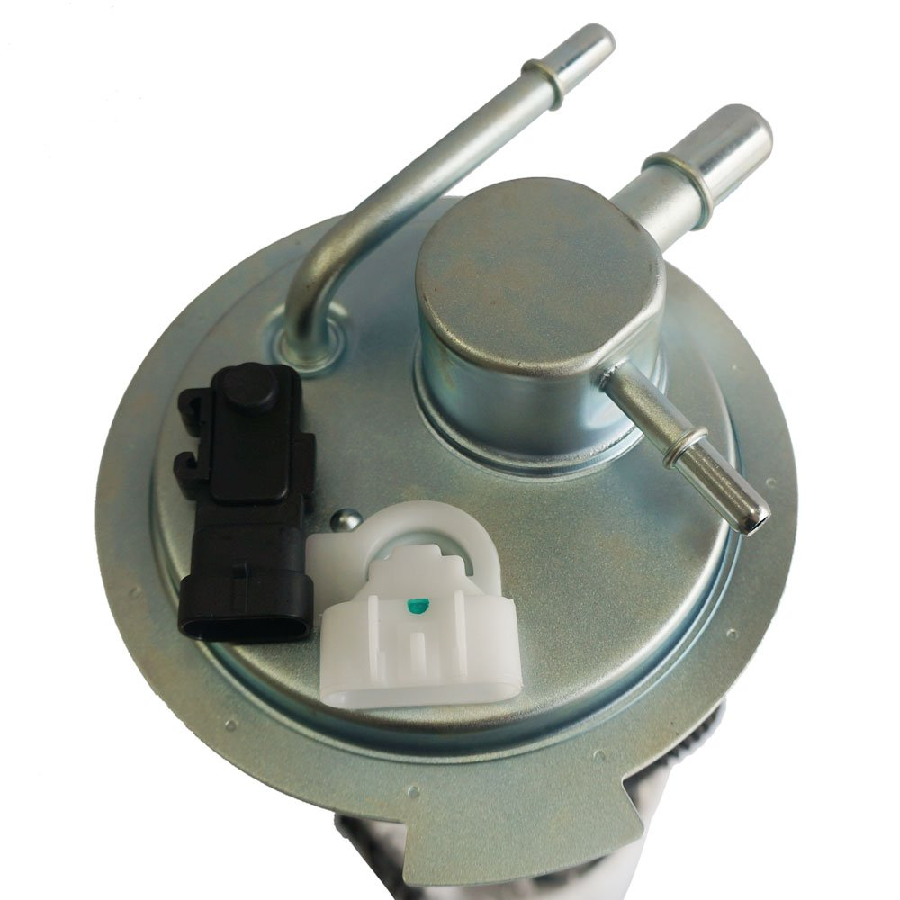 Fuel Pump Module Assembly with Sending Unit Level Sender for Chevy Silverado 1500 /& GMC Sierra 1500 07-08 Pickup Trunk