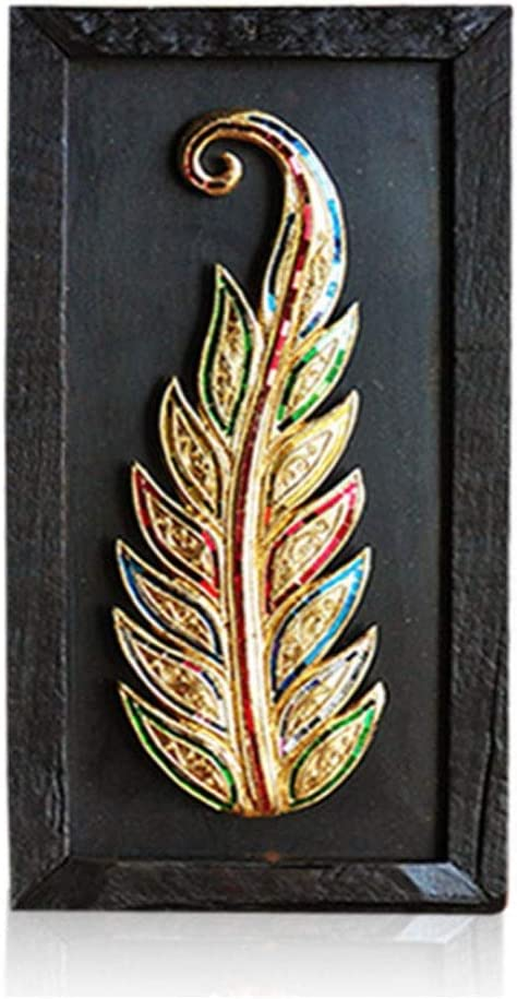 GUYUEXUAN 壁の装飾、ホールロビーの廊下レストランの壁の装飾、無垢材の色 家の装飾に最適 (Edition : B)
