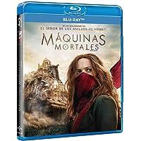 Máquinas Mortales [Blu-ray]