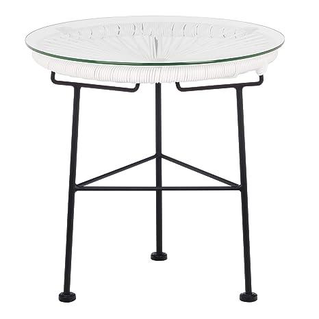 acheter populaire 7813e 1c556 SKLUM Table Acapulco Blanc - (Plus de Couleurs)
