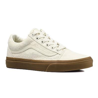 Skool Creme Old Schuhe Va31z9kxt Lace Vans Unisex Gum SUVzMp