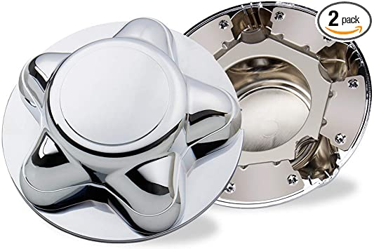 """Durable Chrome 7/"""" Wheel Hub Cover Center Cap-Part For Ford F150 Expedition 97-03"""