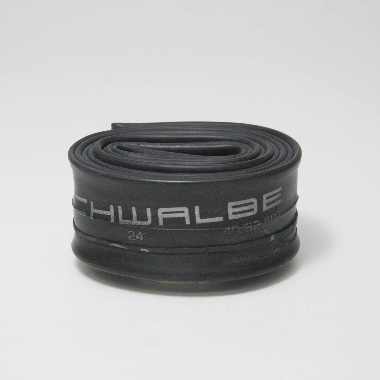 Schwalbe 10 - Cámara de Aire para Bicicletas (24 Pulgadas) Negro ...