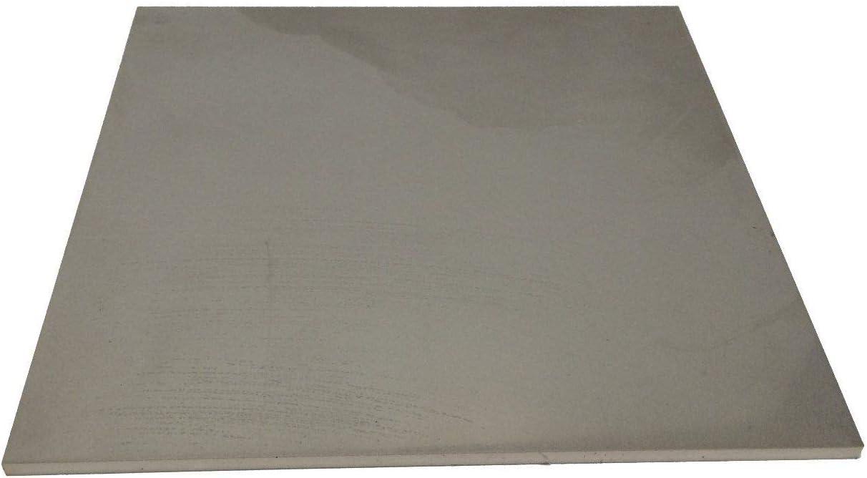 "11gauge 1//8/"" Stainless Steel Plate 11ga 1//8/"" x 3.00/"" x 4.5/"" 304SS"