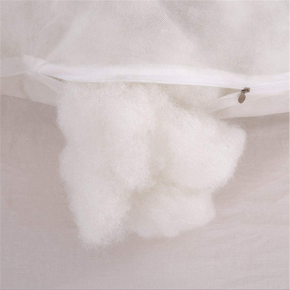 SHANNA Oreiller de Corps pour Adultes Oreiller de Grossesse en Forme de U avec Housse rempla/çable et Lavable 70 x 130 cm Coussin de Soutien de maternit/é Coton Purple Blue 70 * 130CM