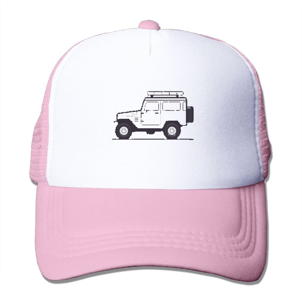 Bus Car Available Baseball Caps For Teen Boys Casual Great For Sports Workout Visor Hat