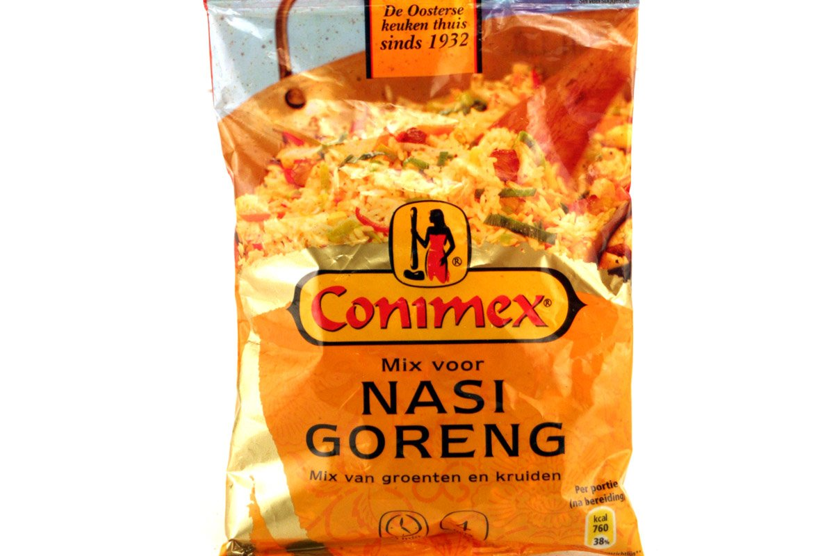 Mix Voor Nasi Goreng (Fried Rice Mix) - 1.2oz [Pack of 6] by Conimex