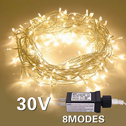 Outdoor Christmas Lights 25M in US - 1
