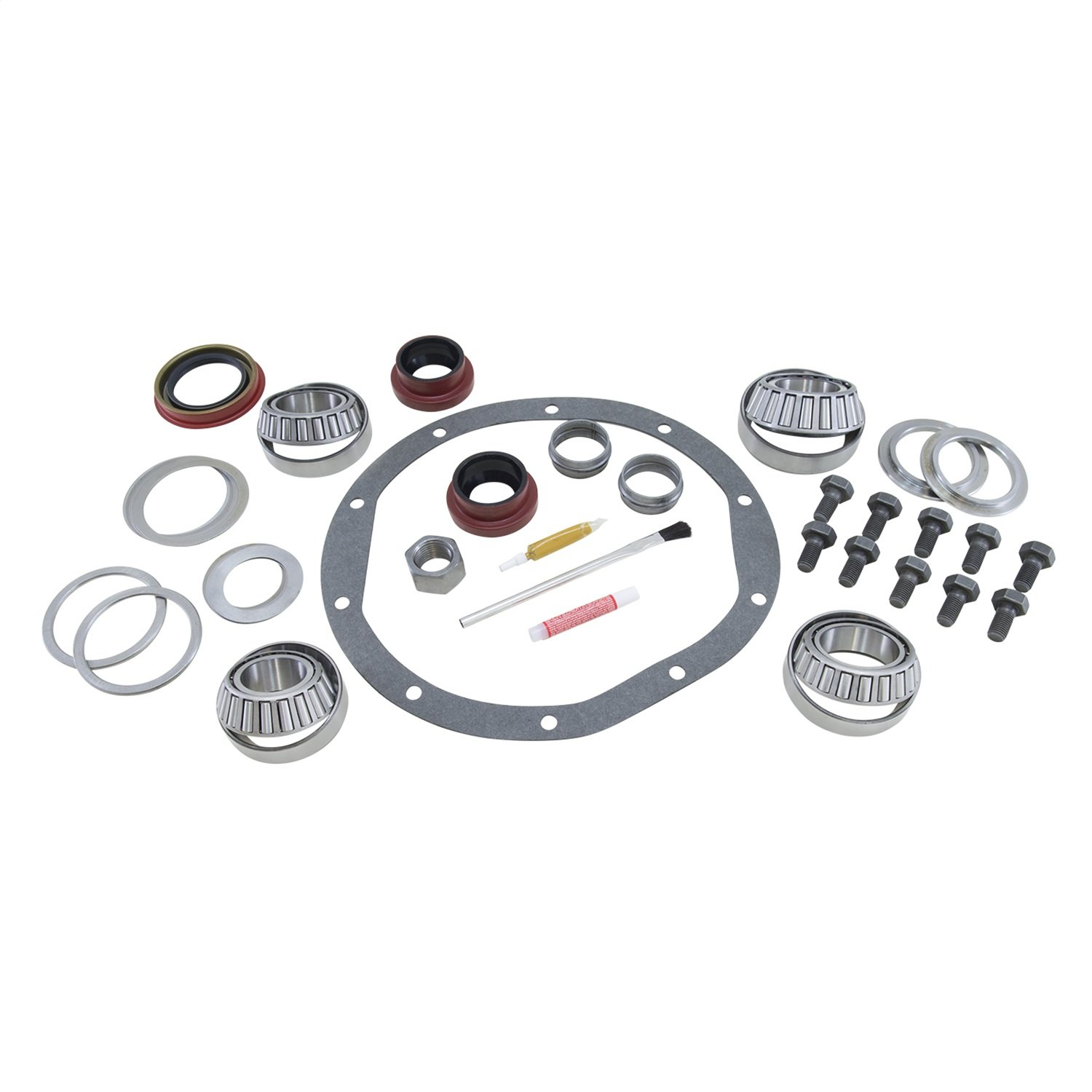 Yukon (YK GM8.5-HD-F) Master Overhaul Kit for GM 8.5'' Front Differential with Aftermarket Positraction