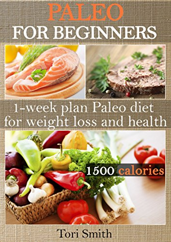 Paleo For Beginners 1 Week Plan Paleo Diet 1500 Calories For Weight