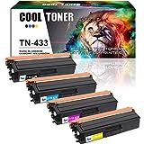 Cool Toner TN433 High Yield Toner Cartri...