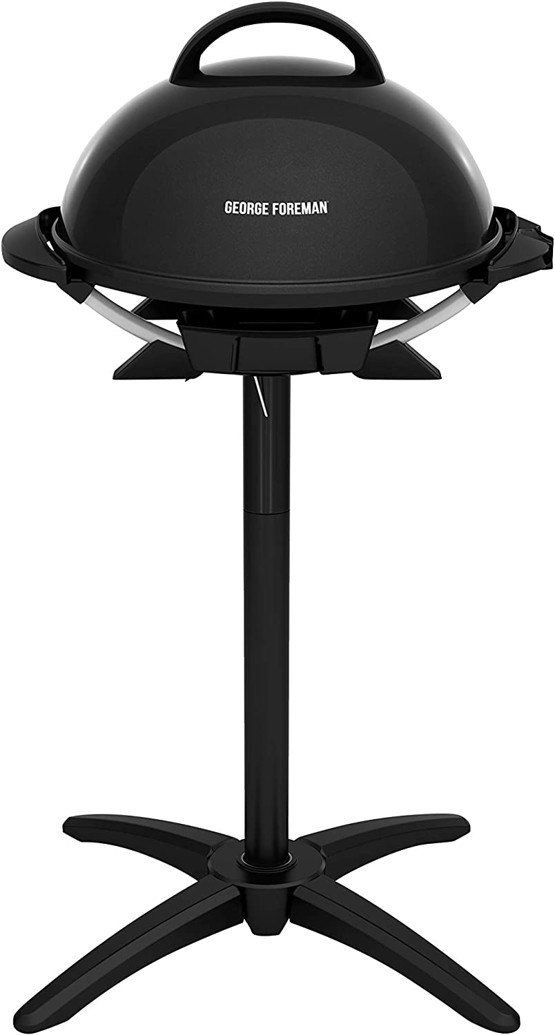 George Foreman GIO2000BK Indoor/Outdoor Electric Grill