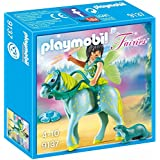 PLAYMOBIL® Enchanted Fairy with Horse Toy,...