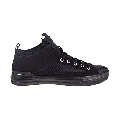 d3b8130f4309 Converse Chuck Taylor All Star Ultra Ox Men s Big Kids  Shoes Black Surplus