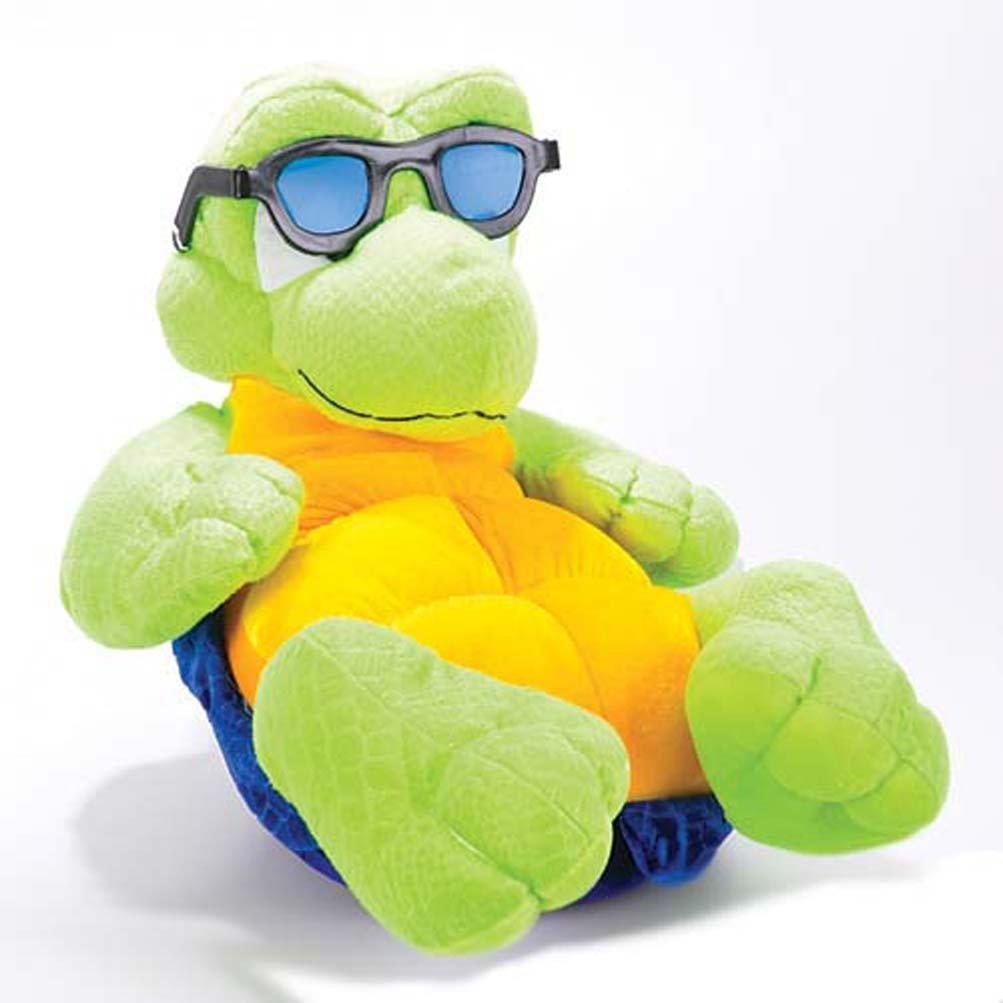 Amazon.com: Tonos Familia de la tortuga de peluche – 22 en ...
