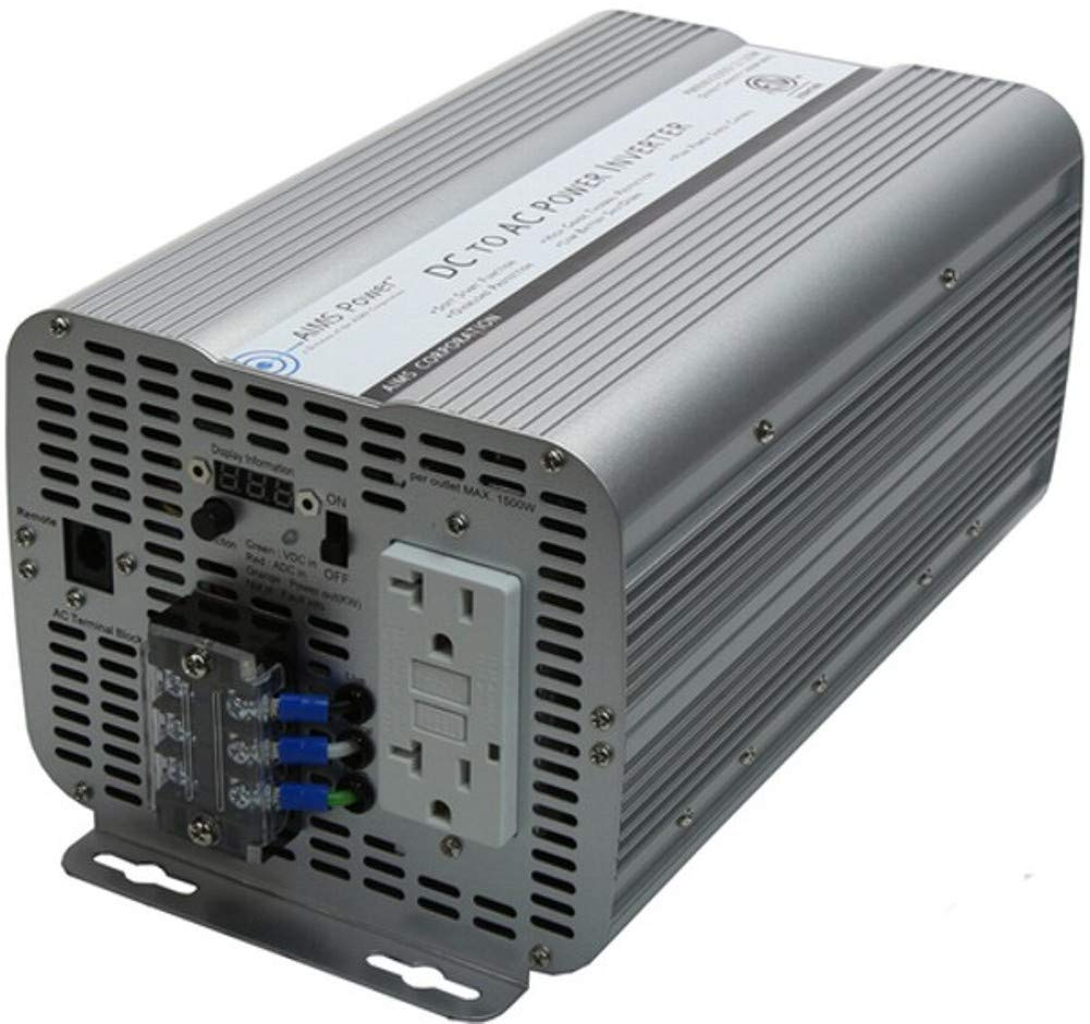 AIMS Power  12vDC Modified Sine Power Inverter