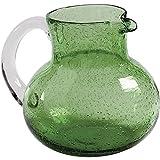 Artland Iris Pitcher, Green For Sale