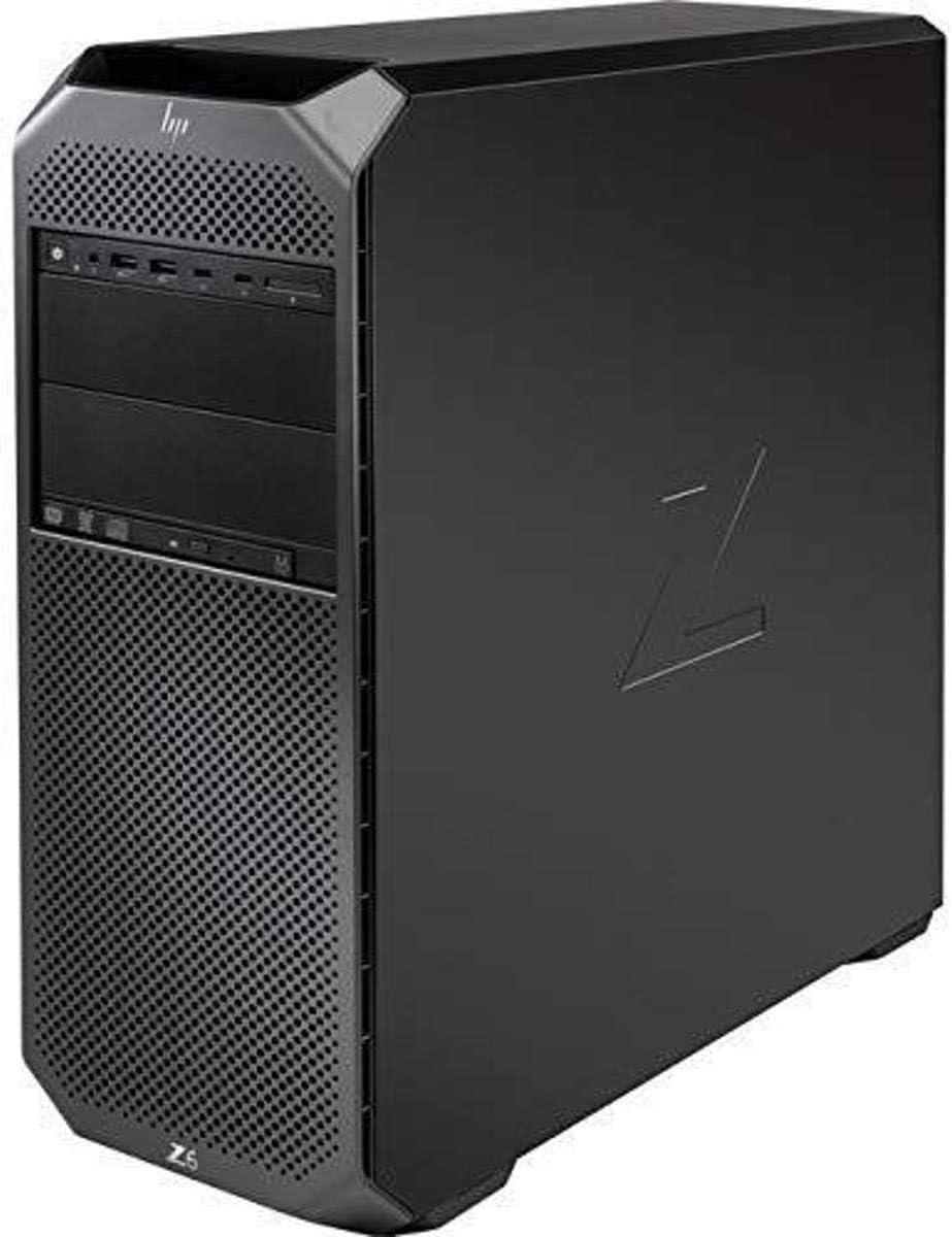 HP Z6 G4 Workstation - Xeon Silver 4208-32 GB RAM - 256 GB SSD - Tower - Black - Windows 10 Pro for Workstations 64-bit - DVD-Writer - Serial ATA/600 Controller - 0, 1, 5, 10 Raid Levels - English K