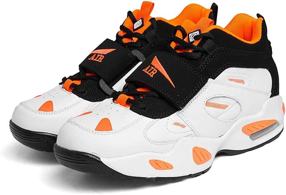 Sayla Zapatos Zapatillas para Hombres Casual Moda Verano Running Zapatillas de Entrenamiento Plataforma Zapatos Deporte para Correr Trail Fitness Sneakers Ligero Transpirable con Cordones: Amazon.es: Zapatos y complementos