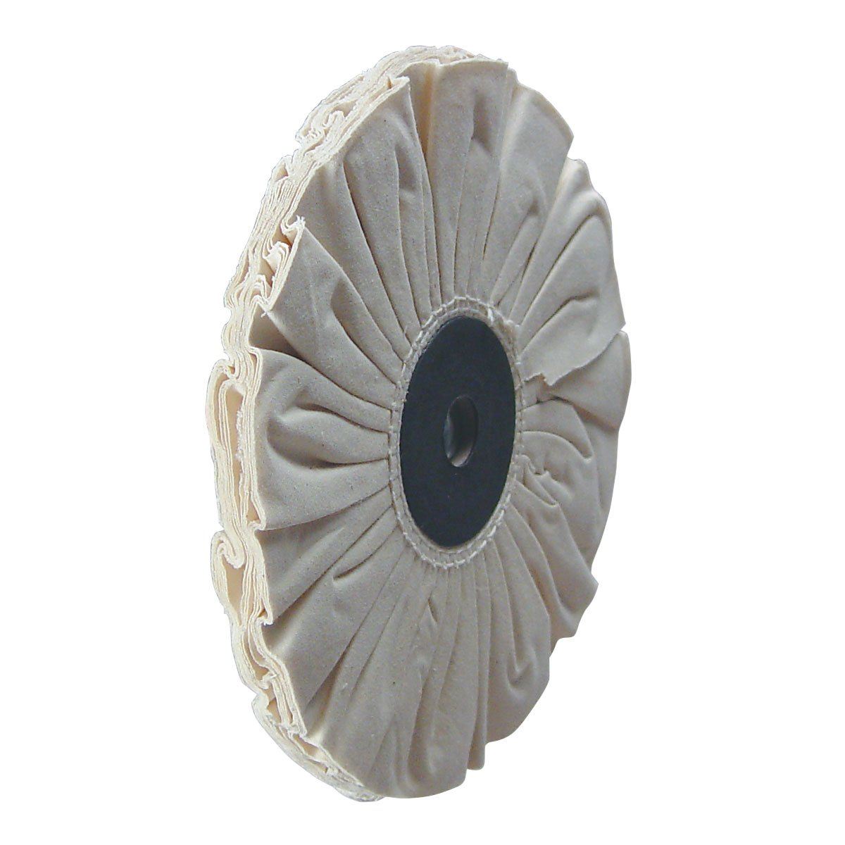 10'' Compressed Buffing Wheels 8455-41, Fits 7/8'' Arbor Hole, Made in USA