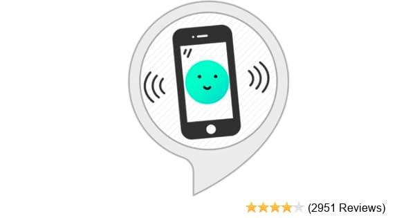 Amazon com: Find My Phone: Alexa Skills