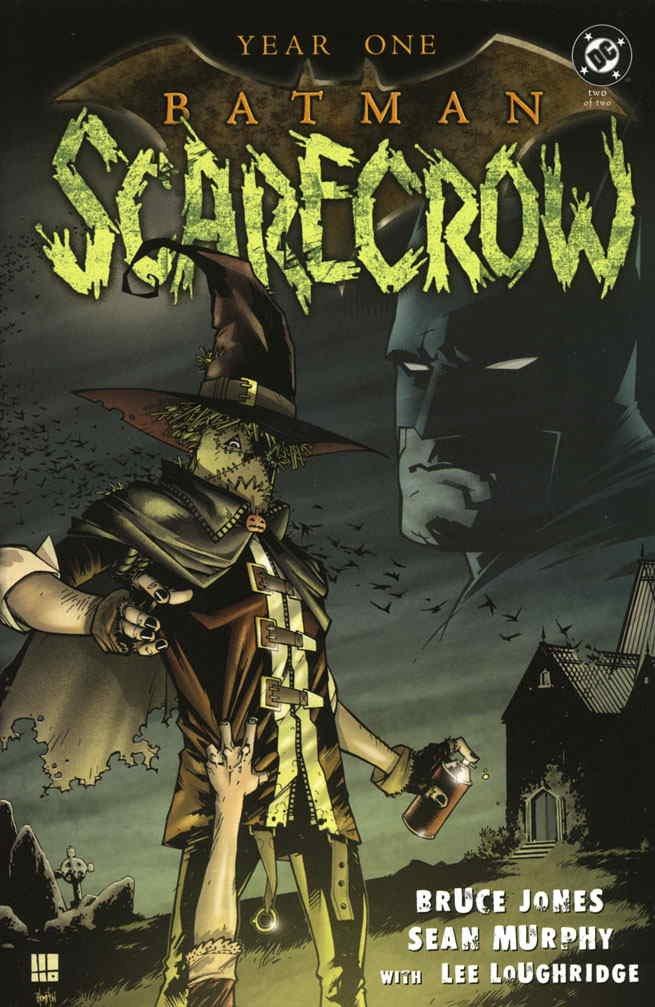 Download Year One: Batman / Scarecrow #2 pdf