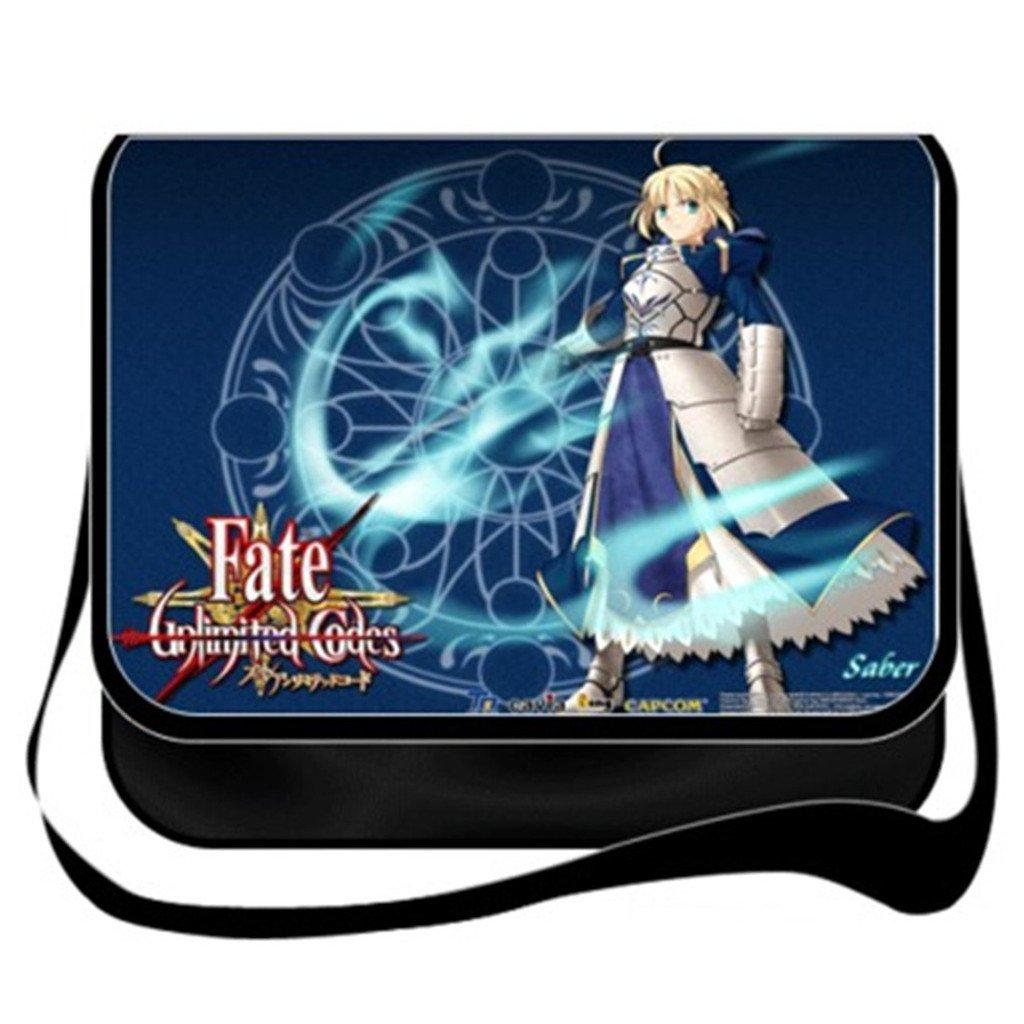 YOYOSHome Anime Fate Stay Night Cosplay Messenger Bag Crossbody Backpack School Bag