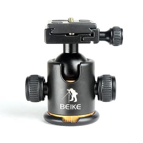 BK-03 Trípode para cámara con enganche redondo y plato de ...