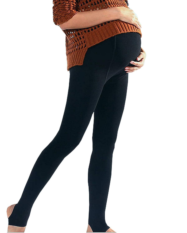 b6ead816e Topwhere® Premamá Medias Pantys Maternidad Embarazadas Medias Premama  Ajustable Leggings 380D