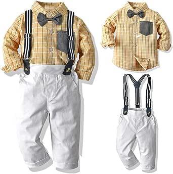 Sanmio - Conjunto de ropa para bebé, camisa, pantalón y ...