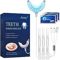 Tandenbleekset, Teeth Whitening kit, Tandenbleekgel, Professionele tandheelkundige bleekgel met 3 Tandenbleekpen en 3…