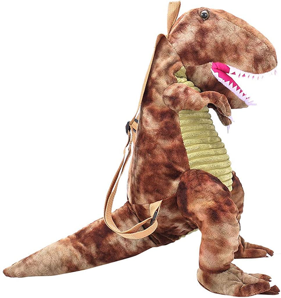 Backpack For Women Parent-child Dinosaur Bag New Children Cartoon Big Dinosaur Backpaack